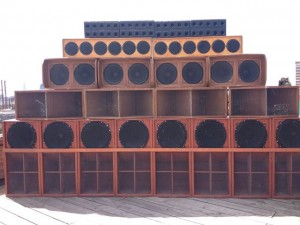 channel one soundsystem